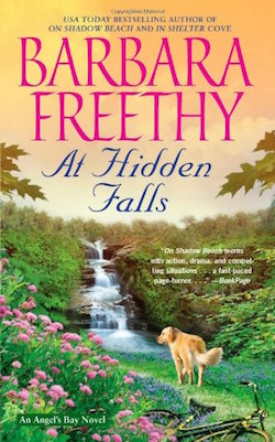 At Hidden Falls (Angel's Bay Series) by Barbara Freethy