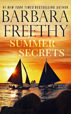 Summer Secrets Print Cover by Barbara Freethy