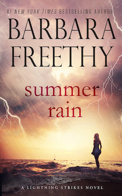 Lightning Lingers (Lightning Strikes Trilogy) by Barbara Freethy